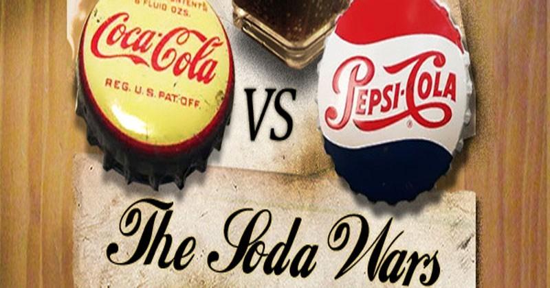 Coca Cola & Pepsi'nin Geçmişten Bugüne Pazarlama Uygulamaları